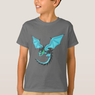BlueFire Dragon Tshirt
