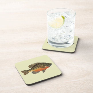 Bluegill Bream Drink Coasters