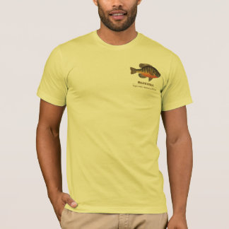 Bluegill Bream Fishing T-Shirt