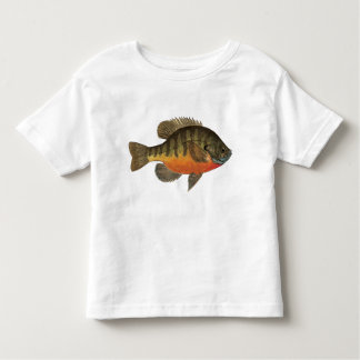 Bluegill Bream Toddler T-Shirt