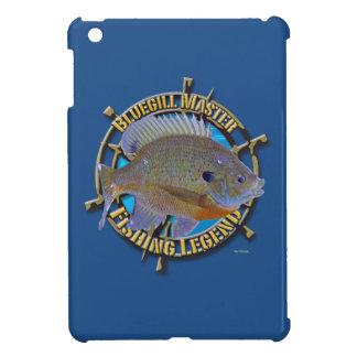 Bluegill fishing legend iPad mini cases