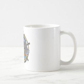 Bluegill fishing legend coffee mug
