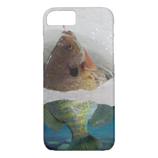 Bluegill on Ice iPhone 7 Case