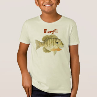 Bluegill Sunfish Apparel T-Shirt