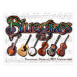 """Bluegrass – 100% American-Made"" Post Cards"