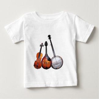 Bluegrass Band Filtered Baby T-Shirt