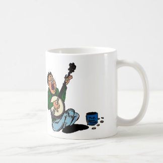 Bluegrass Banjo Humor Coffee Mug