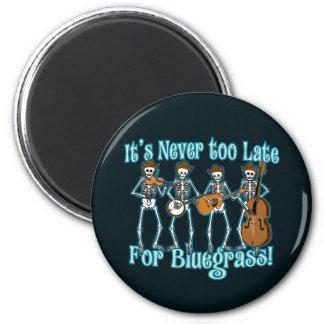 Bluegrass Beyond 6 Cm Round Magnet