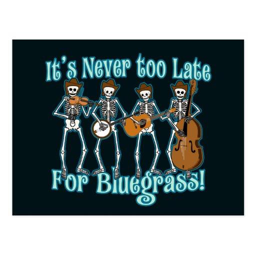 Bluegrass Beyond Postcard