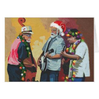 Bluegrass Christmas Card