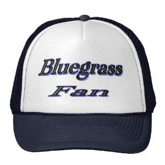 Bluegrass Fan-Hat Cap