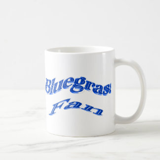 Bluegrass Fan-Mug Basic White Mug
