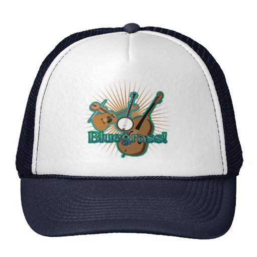 Bluegrass Instruments Hats