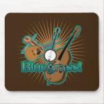 Bluegrass Instruments Mousemats