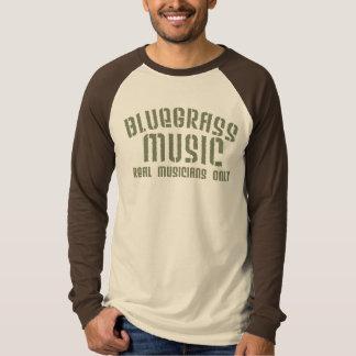 Bluegrass Music Long Sleeve T Shirts