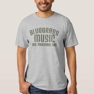Bluegrass Music T-shirts