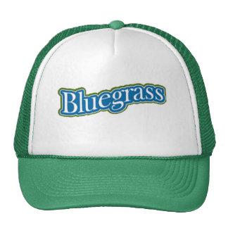 BLUEGRASS Trucker Hat - adjustable (CHOOSE COLOR)