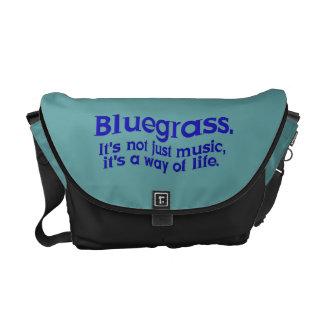 Bluegrass Way of Life Messenger Bags