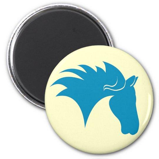 BlueHorse Magnet