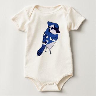 Bluejay Baby Shirt