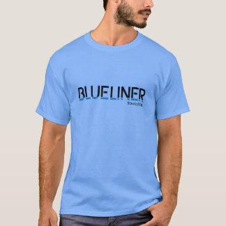 Blueliner Defense Hockey T-Shirt