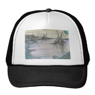 BlueMoon Coastline Trucker Hats