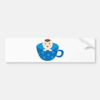 BluePABooP1 Bumper Stickers