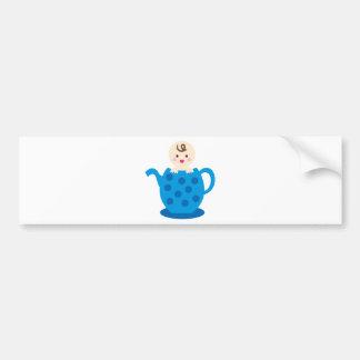 BluePABooP9 Bumper Sticker