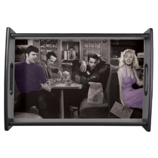 Blueplate Serving Tray