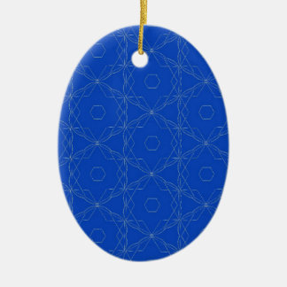 Blueprint4 Christmas Ornament