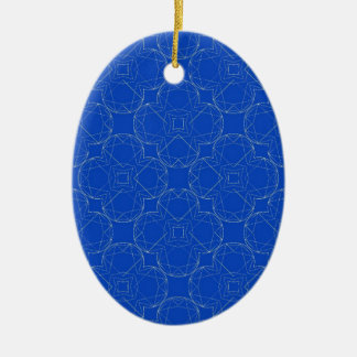 Blueprint5 Christmas Ornament