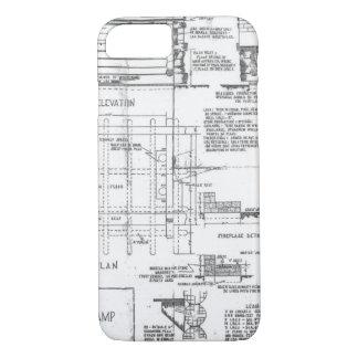 Blueprints iPhone 7 Case