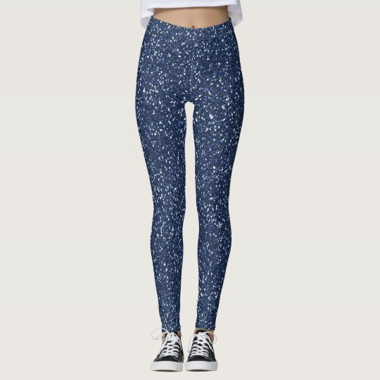 BLUER THAN BLUE LADIES LEGGINGS