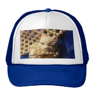 Bluer Tucker Hat Cap