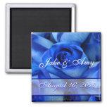 BlueRoses Couples magnet-customise
