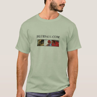Blues411 Summer  Friends Shirt