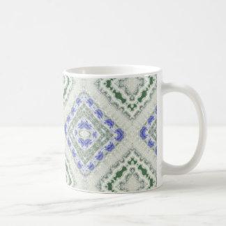 Blues and Greys Coffee Mug