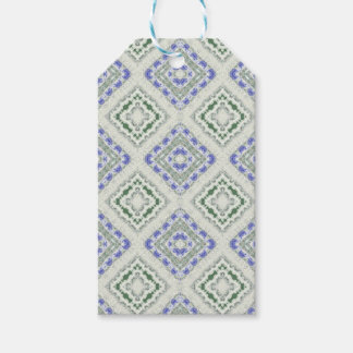 Blues and Greys Gift Tags