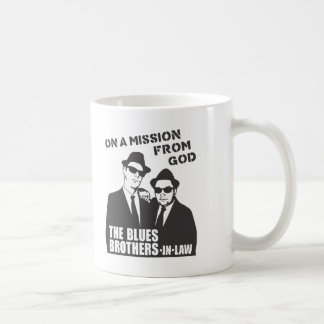 Blues Brothers in Law mug