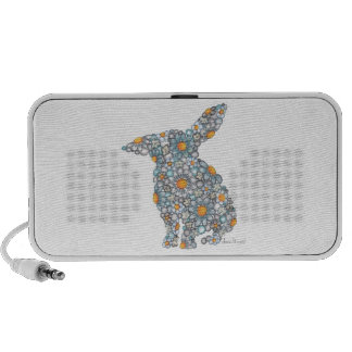 Blues Bunny Speaker