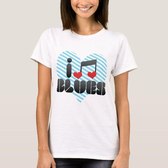 Blues fan T-Shirt