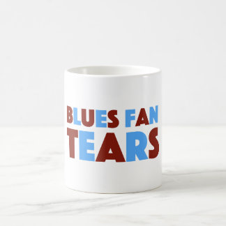 Blues Fan Tears Mug For Villa Fans