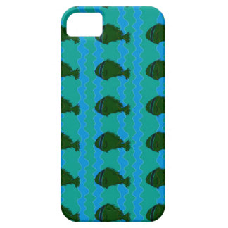 Blues fish iPhone 5 case