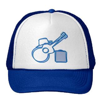 Blues Guitar Hat