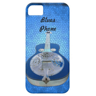 Blues I phone 5 customizable iPhone 5 Cover