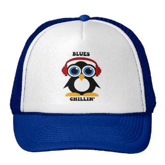 blues music cap