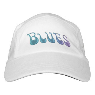 Blues Music Hat
