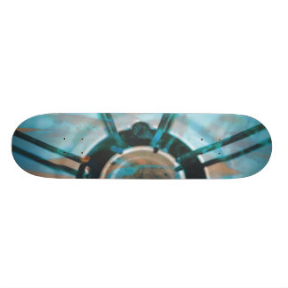 Blues Oven Works Skateboard