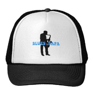 Blues papa blues cap
