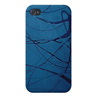 Blues Party Iphone Skin Case For iPhone 4
